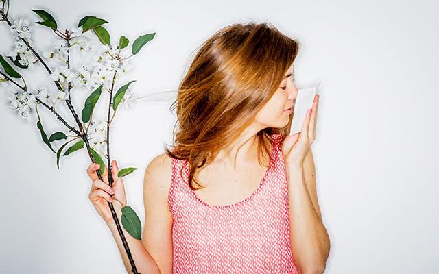 Весняна алергія: щоб легко дихалося | Amrita
