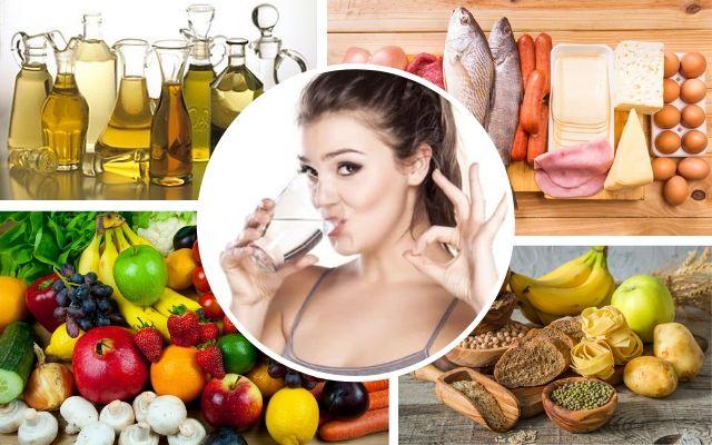 Составляющие рационального питания и их роль для здоровья | Amrita