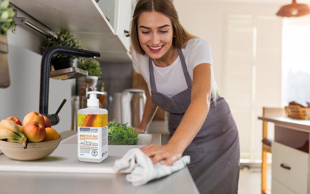 Моющие пробиотики для дома – выбираем «живую» бытовую химию | Amrita