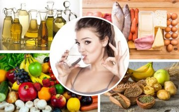 Складові раціонального харчування та їх роль для здоров'я | Amrita