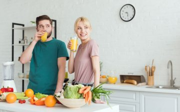 Пост во благо: здоровое питание для красоты изнутри и снаружи | Amrita