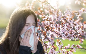 Борьба с аллергией: хорошее самочувствие не зависит от сезона! | Amrita