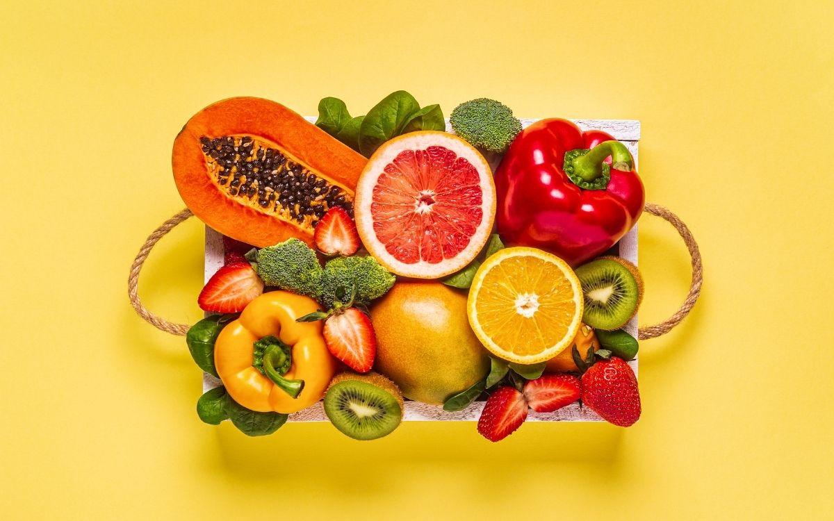 Продукти, які містять вітамін С