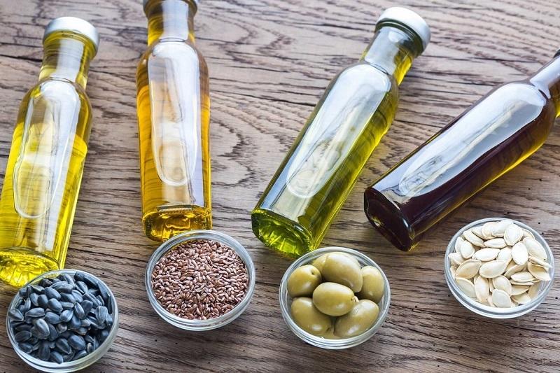 Разновидности растительных масел с плодами растений