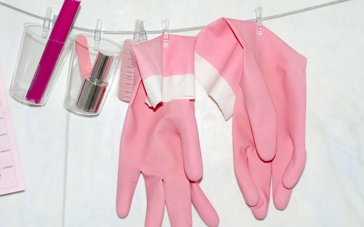 Рукавички для прибирання