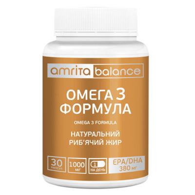 Омега 3 формула | Amrita - изображение 1