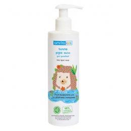 Детское жидкое мыло для ладошек