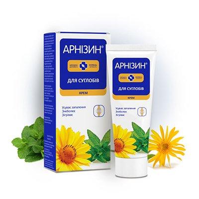 Арнізин крем для суглобів