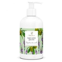 Жидкое мыло для рук «Вербена и олива»