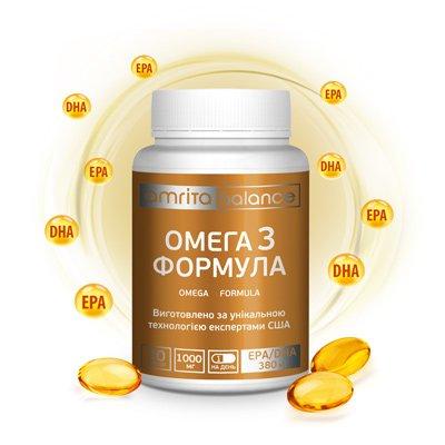 Омега 3 формула | Amrita - зображення 4
