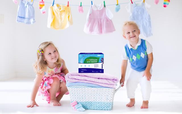 Екозасоби для прання Amrita Home – тепер в новому дизайні!  | Amrita