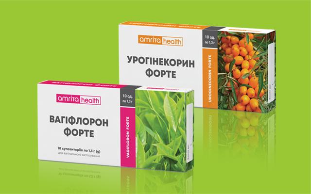 Оновлені продукти для вирішення делікатних проблем! | Amrita