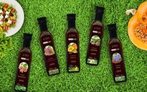 Олії Amrita Foods – оновлена упаковка та ще більший об'єм! | Amrita