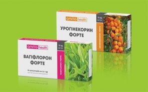 Оновлені продукти для вирішення делікатних проблем!   Amrita